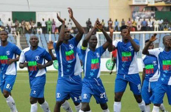 Rivers United Boys: merciless against AS Real Bamako of Mali