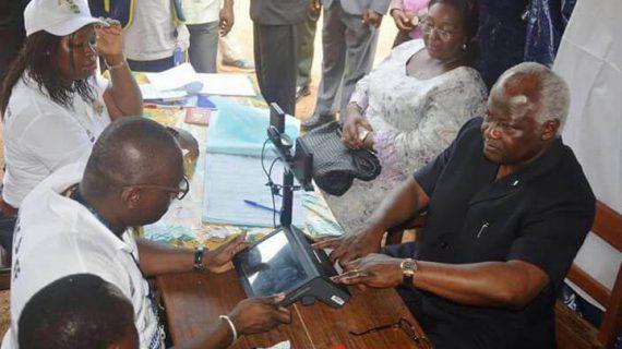 Sierra Leone commences voter registration