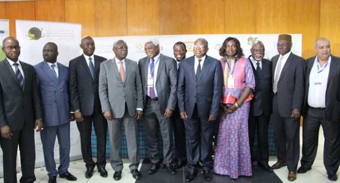The Network of Chief Technical Officers of Cities and Territories of Africa (Africa TechNet), stakeholders of the fight against climate change