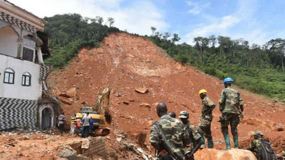 South Africa Donates US$615,000 to Sierra Leone Disaster Response